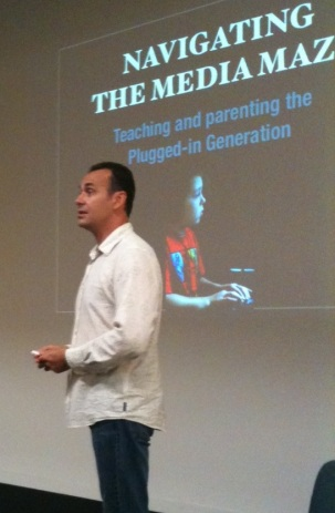 Presenting at the Sunshine Coast C&K Conference
